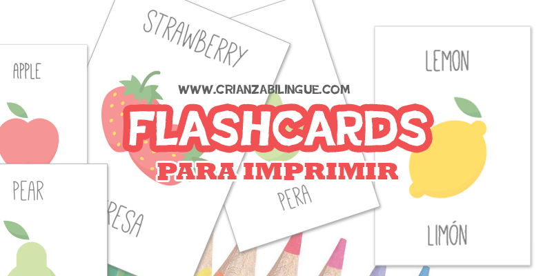 flashcards en ingles