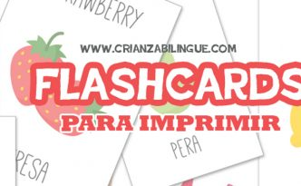 flashcards en ingles