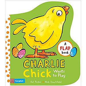 pollo pepe en inglés libro
