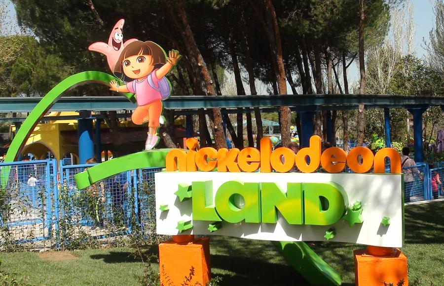 parque de atracciones en ingles madrid