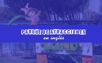 parque de atracciones en ingles