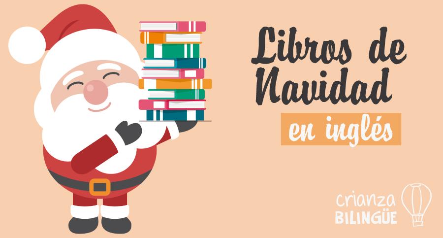 Libros de Navidad en inglés para niños